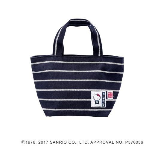 サンリオ <S>ハローキティ×倉敷帆布 トートバッグ(その他 ドール・キャラクターグッズ コレクターズ・お花)の画像
