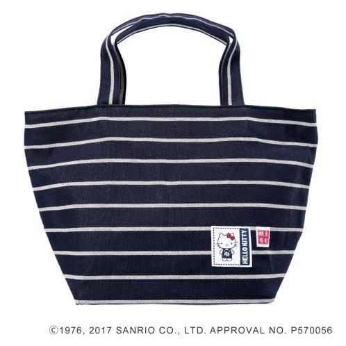 サンリオ <M>ハローキティ×倉敷帆布 トートバッグ(その他 ドール・キャラクターグッズ コレクターズ・お花)の画像