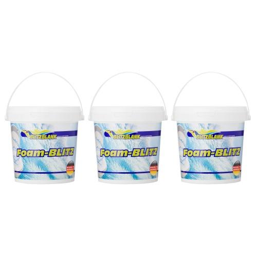 ブリッツブランク <3kgセット>ブリッツ・ブランク 泡の力で徹底洗浄! ドイツ生まれの トイレ用洗浄剤 フォーム・ブリッツ(洗剤 洗濯・ハウスクリーニング用品 ホーム・インテリア)の画像