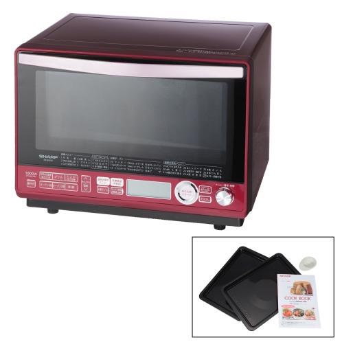 シャープ シャープ過熱水蒸気オーブンレンジRE−SS10C(キッチン家電その他 キッチン家電・冷蔵庫 家電・エレクトロ)の画像