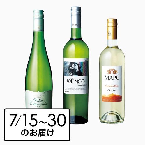 エノテカ エノテカ厳選香りを味わうアロマティック白ワイン3本セット(お酒 グルメ・お酒)の画像