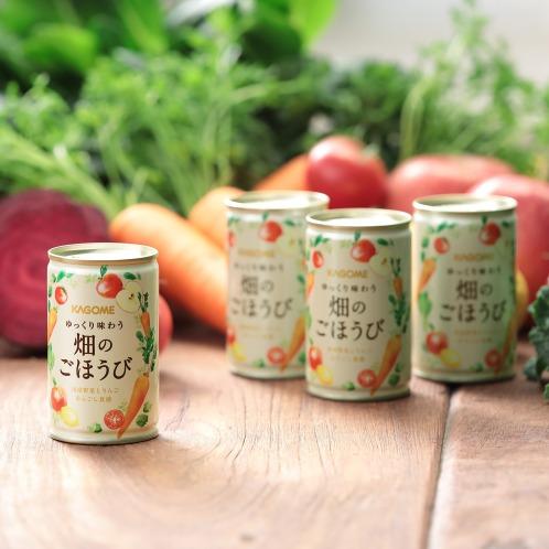 カゴメ カゴメゆっくり味わう畑のごほうび(野菜・果実 ミックスジュース)の画像