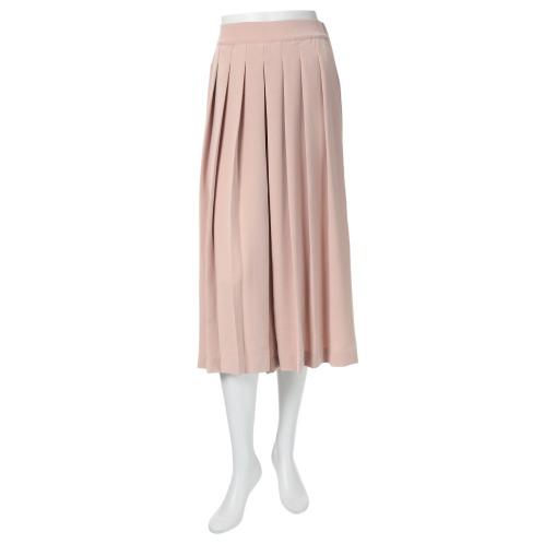 シルバーミントシュガー シルバーミントシュガープリーツアクセントスカーチョ(スカート ファッション)の画像