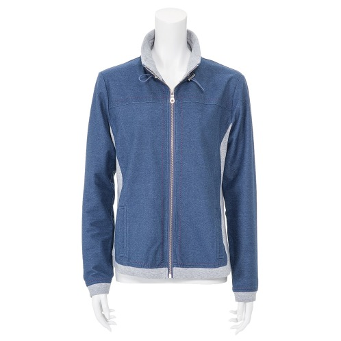 スタイルラヴィー スタイル・ラヴィー異素材切替ジャケット(ジャケット ファッション)の画像