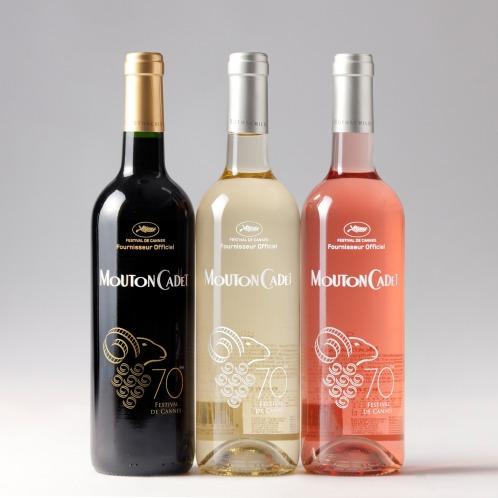 エノテカ エノテカ厳選カンヌ国際映画祭公式ワイン3種セット(お酒 グルメ・お酒)の画像