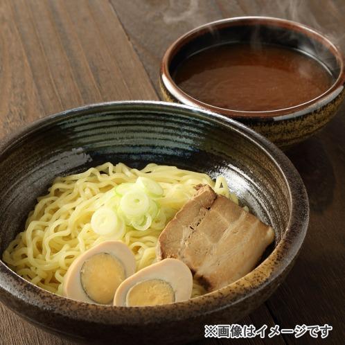 カワキョウ 河京のモチモチ熟成麺のこだわりつけ麺(チャーシュー・味玉子)の画像