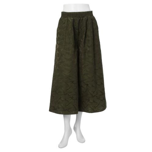 マダムミーナ マダムミーナ迷彩ジャガードスカーチョ(パンツ ファッション)の画像