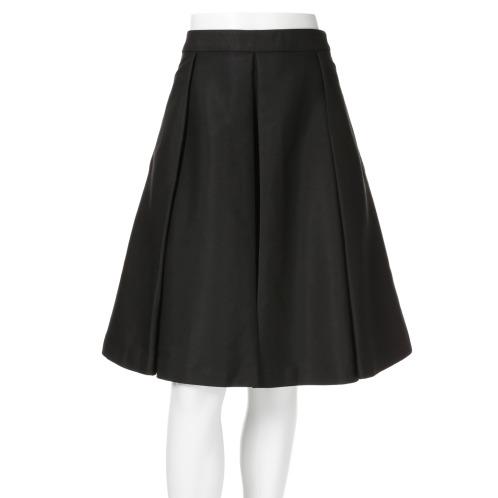 キリ エ キリ キリ エ キリタックアクセントフレアースカート(スカート ファッション)の画像
