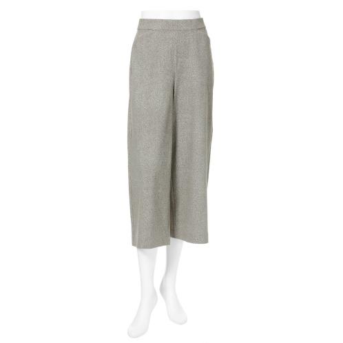 デリス デリスハイテンションツイードプリントワイドパンツ(パンツ ファッション)の画像