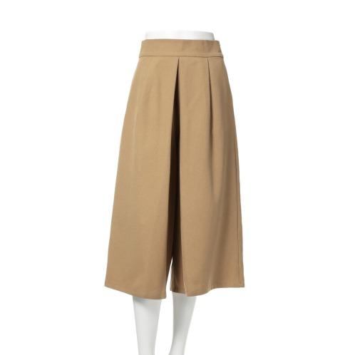 フーア フーアタックアクセントガウチョパンツ(パンツ ファッション)の画像