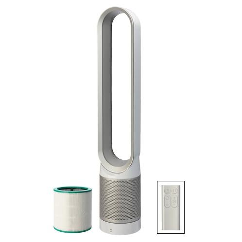 ダイソン ダイソン空気清浄機と扇風機の1台2役! 空気清浄機能付ファンTP00 ピュアクール交換用フィルター付特別セットの画像
