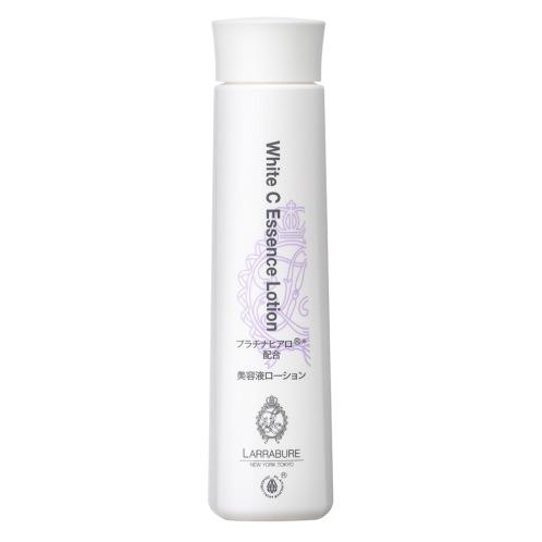 ララビュウ ララビュウ潤いツヤ肌に導く美容液ローションホワイトCエッセンスローションの画像