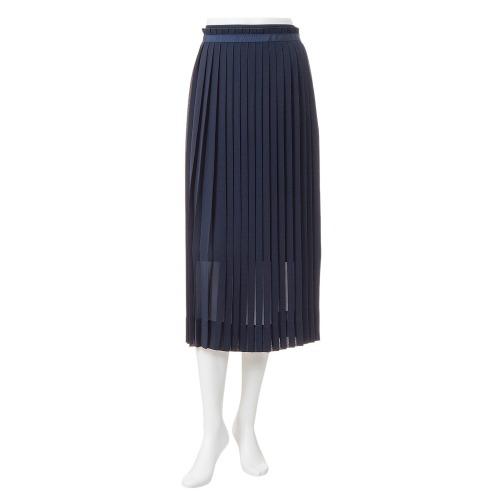 フォーティーナインアヴェニュージュンコシマダ 49AV.ジュンコシマダプリーツスカート(トップス ファッション)の画像