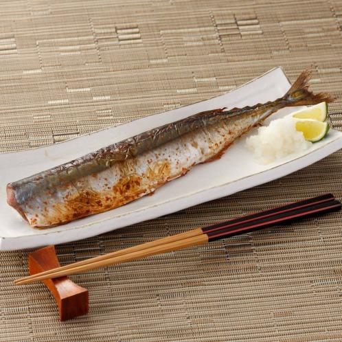 鮮度抜群! 北海道根室産さんまのピリ辛漬(惣菜・パン・その他 グルメ・お酒)の画像