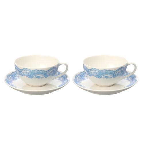 プティ・アジュレ プティ・アジュレカップ&ソーサーペアセット(陶器 テーブルウェア ホーム・インテリア)の画像