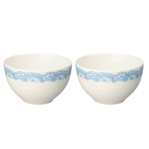 プティ・アジュレ プティ・アジュレボウルペアセット(陶器 テーブルウェア ホーム・インテリア)の画像
