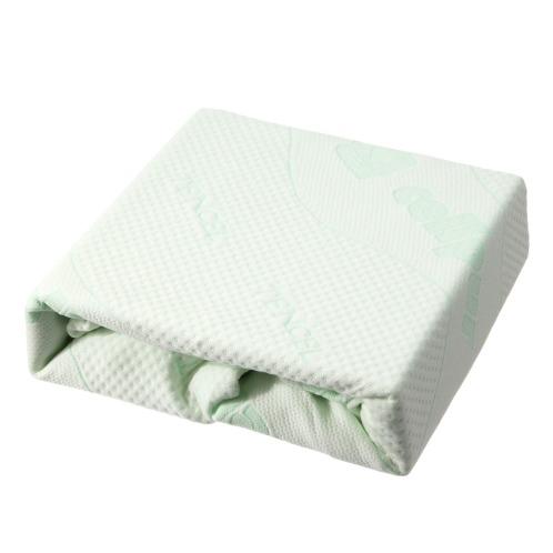 セルプール <ダブル>セルプール セブンゾーンマットレス 専用ワンタッチ ボックスシーツ(寝具 ホーム・インテリア)の画像