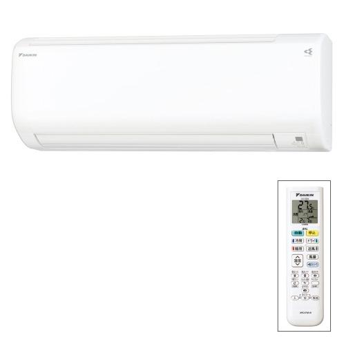 ダイキン <冷暖房時主に6畳程度>ダイキン ルームエアコン CXシリーズ(除湿機 空気清浄機・加湿・除湿・冷暖房 家電・エレクトロ)の画像