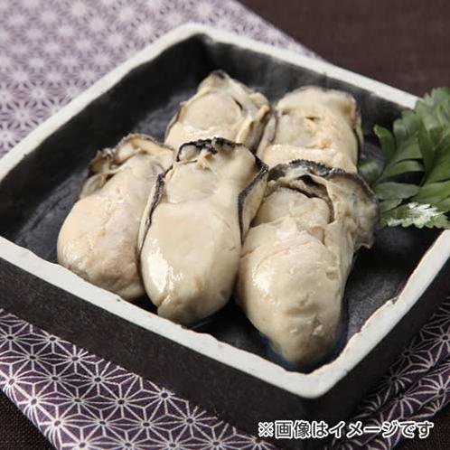 クラハシジマカイサン 大粒! 広島県産 ふっくら蒸し牡蠣 Lサイズ(新物)(惣菜・パン・その他 グルメ・お酒)の画像