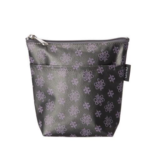 ヤマトヤ ラビラビヌーボ縦型ポーチ(バッグ おしゃれ雑貨 コレクターズ・お花)の画像