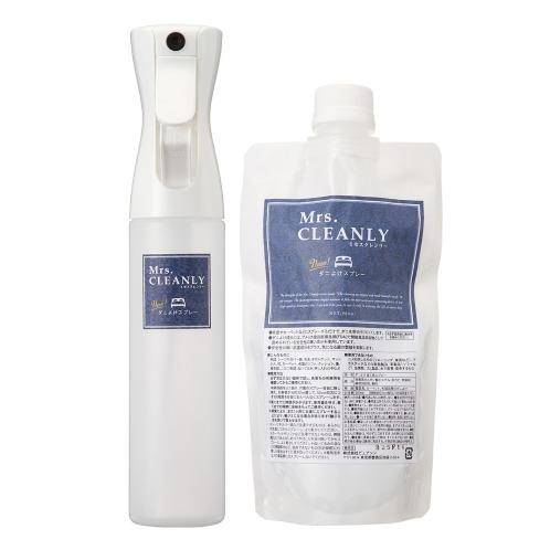 ミセスクレンリー <300ml>ミセスクレンリー 除菌・抗菌・消臭もできる ダニよけスプレー トライアルセット(清掃用具 洗濯・ハウスクリーニング用品 ホーム・インテリア)の画像