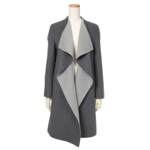 コノリコ コノリコウール混ダブルフェイスコート(コート ファッション)の画像