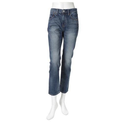 シュガーデプト シュガーデプトボーイフレンドストレートデニムパンツ(パンツ ファッション)の画像