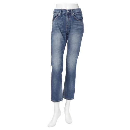 シュガーデプト シュガーデプトアメリカンコットン混ボーイフレンドデニムパンツ(パンツ ファッション)の画像