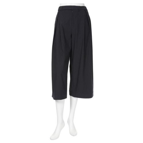 ピアチェリーナ ピアチェリーナピンストライプワイドパンツ(パンツ ファッション)の画像