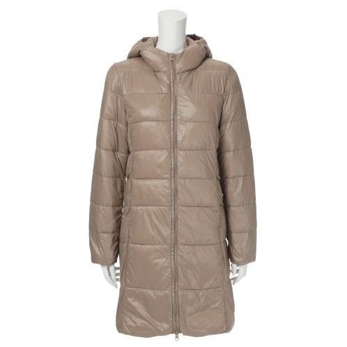 ペルトゥッティ ペル トゥッティはっ水フード付中綿入り軽量コート(スポーツファッション ファッション)の画像