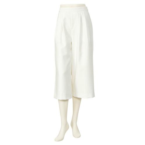 エアリーフェアリー エアリーフェアリー二重織ワイドパンツ(パンツ ファッション)の画像