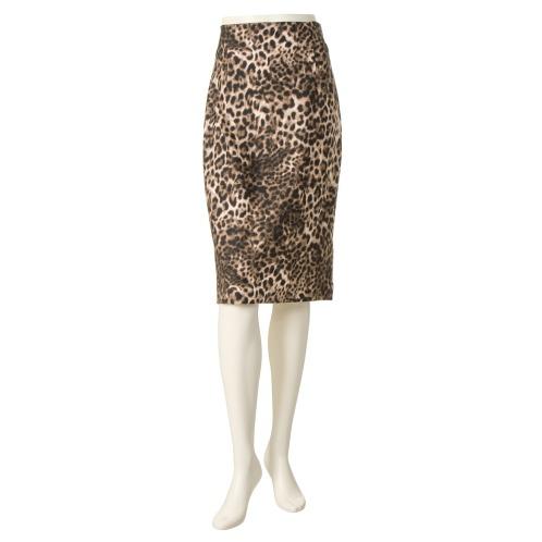 マダムヒロコ マダムヒロコハイテンションニットタイトスカート(スカート ファッション)の画像
