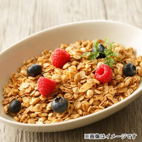 国産大麦のグラノーラ …¥4540の在庫を確認する