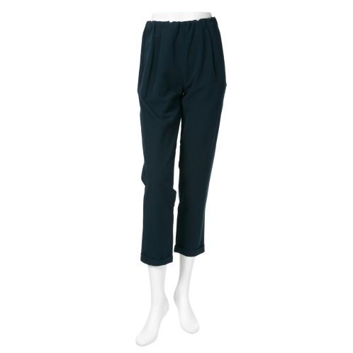 フレア フレアハイウエストクロップトパンツ(パンツ ファッション)の画像