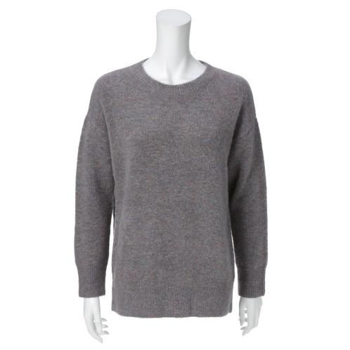 クリスチャン アレイ クリスチャン アレイイタリアンヤーンミックスカラープルオーバー(セーター ファッション)の画像