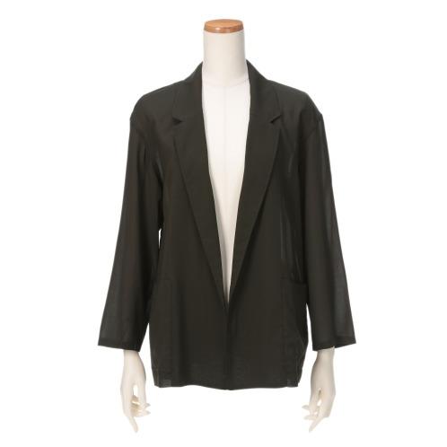 デリス デリス接触冷感一重仕立てテーラードジャケット(ジャケット ファッション)の画像