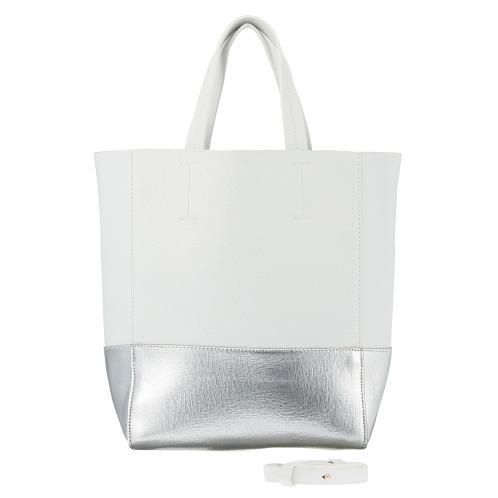 フーア フーア2ウェイバイカラートートバッグ(その他 ファッション)の画像
