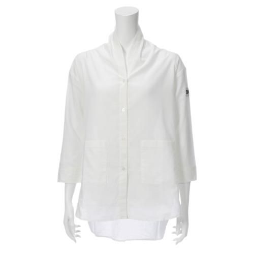 アウトドア アウトドア八分袖シャツ(トップス ファッション)の画像