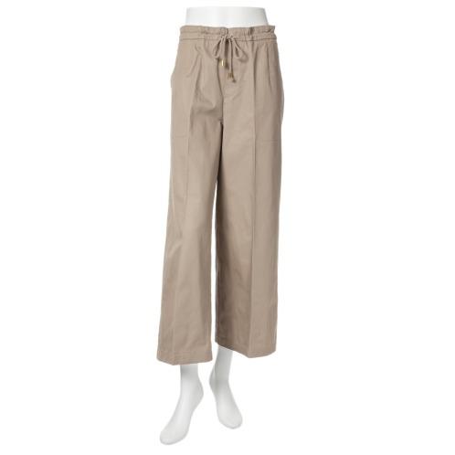 ディ モーダ ディ モーダワイドクロップトパンツ(パンツ ファッション)の画像