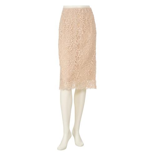 デミルクス ビームス デミルクス ビームスリバーレースタイトスカート(スカート ファッション)の画像