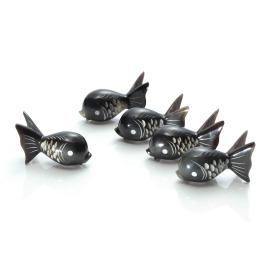 ランドシヌール 水牛 金魚モティーフ 箸置き5点セット