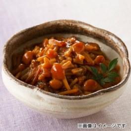"""シャキシャキ食感!信州""""シナノブラウン""""の なめ茸"""