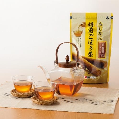 <120包セット> 南雲先生の健康の秘訣! 青森県産ごぼう茶