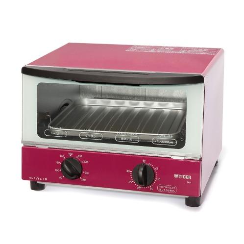 タイガー全面遠赤加熱オーブントースターKAK JS10