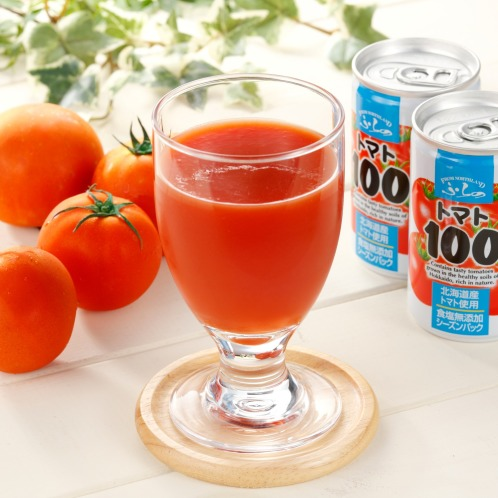 <60缶お買い得セット>北海道産完熟トマトジュース無塩シーズンパック