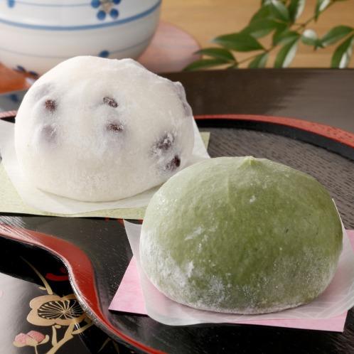 新潟県産こがねもち使用やさしい甘みの大福2種セット