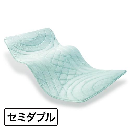<セミダブル>セルプール寝返りをサポートして朝までぐっすり!スウィートドリーム重ね敷き用マットレス