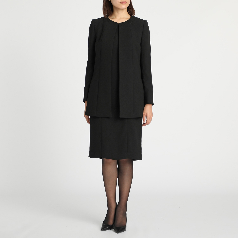 0f90b12a4dd4e セルニーナ ブラックフォーマル アンサンブル ファッション フォーマル ...