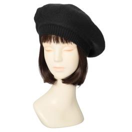 ティエドゥール アルバスカシミヤ100% ベレー帽