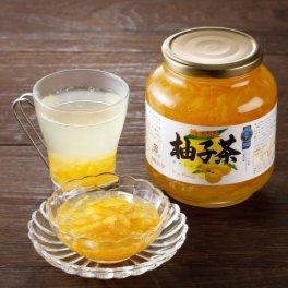 韓国高興産 柚子茶 3瓶